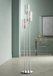Chrome Overhanging Floor Lamp by Contemporary Floor Lamps Modern Lamp Designs Lamps Plus