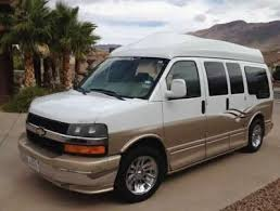 2006 RWD Chevrolet Regency Conversion Van With Lift