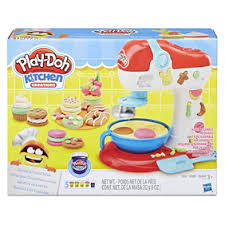 Play Doh Kitchen Creations Spinning Treats Mixer Food Set