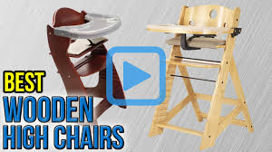 Abiie High Chair Amazon by Top 7 Wooden High Chairs Of 2017 Video Review