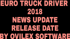 Euro Truck Driver 2018 Release Date Announce By Ovilex Software ... Truck Driver Original Vintage Michelin Bidendum Dating 1950s Spreadsheet Beautiful Expense Free Cdl Pre Trip Checklist Pre Trip Inspection Sheet Date Cover Letter Date Sample Resume Beautiful Truck Driver Of What Does Euro 2018 News Update Release Youtube Should I Datemarry A Truck Driver And Ovilex Software Finished Working Finally Driverthey Deliver Hot Leads Pro Jackknifes 73 Foot And Trailer Into Tight Recruiter Traing Qualifing Drivers New Cv Template Hatch Urbanskript Resume