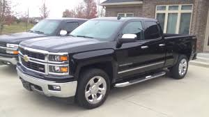 100 Chevy Ltz Truck My New 2014 Silverado Double Cab LTZ Z71 YouTube