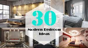 30 Great Modern Bedroom Design Ideas Update 08 2017