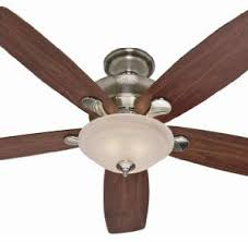 Brushed Nickel Ceiling Fan by Hunter 28665 Regalia 60 Inch Indoor Ceiling Fan Brushed Nickel