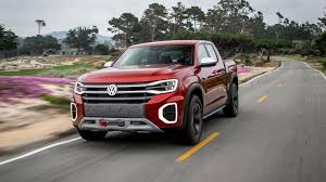 100 Volkswagen Trucks Is Seriously Considering A Pickup Truck For The US