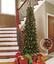 Slim Christmas Trees Prelit by 7 Ft Slim Pre Lit Christmas Trees Ltd Commodities