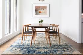 Area Rug For Dining Room Table Treatment