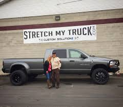 Gallery Stretch My Truck Single Cab Short Bed Dually Dodge Img ...