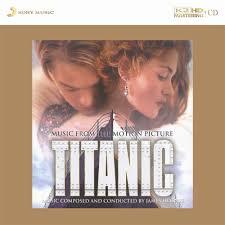 James Horner The Sinking by James Horner Titanic Soundtrack Numbered Limited Edition K2 Hd