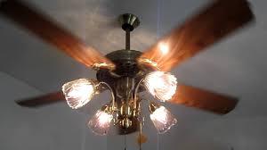 Harbor Breeze Ceiling Fan Light Bulb Change by Harbor Breeze Ceiling Fan Youtube