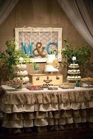 Burlap And Lace Wedding Table Decor Ideas Supplies Decorations For Sale Rustic