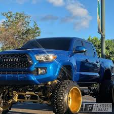 Lifted Toyota Tacoma Truck, Powder Coated Rims In Transparent Gold ... Helo Wheel Chrome And Black Luxury Wheels For Car Truck Suv Toyota Tacoma Xd Rims Prettier New 2019 Toyota Trd Sport 2014 Parts By 4 Youtube Tundra Altitude Package Lifted Trucks Rocky Ridge 18 Inch Black Wheels 17 Truck The 2017 Trd Pro Is Bro We All Need Empire World Serves Houston Spring Fred Haas Photos Of Rhino For Custom Rim Tire Packages Evo Corse Dakarzero 17x8 Toyota Tundra Land Cruiser 200 Series Et
