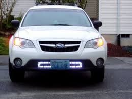 drl replacement leds subaru outback subaru outback forums