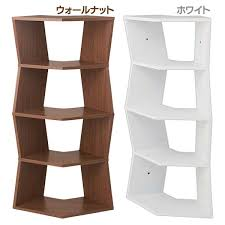 Flow Rack NWS 601 White Walnut Wood Display Bookshelf This Storage Consolidation Shelf Decoration Fashion Gap Clearance Department Of Space Open
