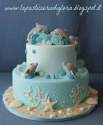 69 best Dolphin Cakes images on Pinterest