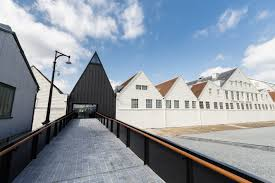 100 Architects Stirling Command Of The Oceans Shortlisted For RIBA Prize