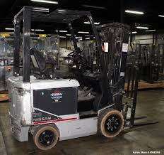 100 Nissan Lift Trucks Used Electric Fork Truck Model MCP1