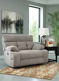 Illustration of Oversized Recliner Chair Product Selections