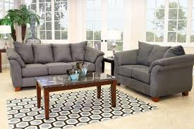 the shasta charcoal living room collection mor furniture for less