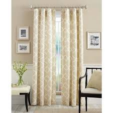 Walmart Mainstay Sheer Curtains by Mainstays Canvas Iron Work Curtain Panel Walmart Com