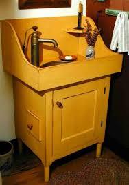 Photos Of Primitive Bathrooms by 23 Best Dry Sinks Images On Pinterest Dry Sink Primitive Decor
