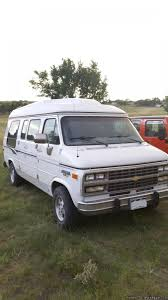 1995 Chevy Conversion Van G20