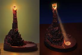10 facts about eye of sauron desk l warisan lighting
