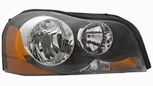 volvo xc90 replacement headlight assembly halogen