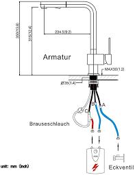 homelody niederdruck küchenarmatur wasserhahn herausziehbar armatur mit brause niederdruckarmatur spültischarmatur einhebelmischer spültisch küche