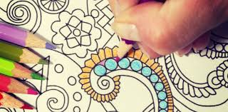 The Power Of Adult Colouring Books In Dementia Care
