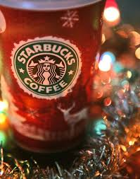 Starbucks Christmas Wallpaper Iphone Merry And Happy New