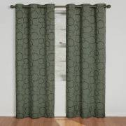 Walmart Grommet Blackout Curtains by White Energy Efficient U0026 Blackout Curtains Walmart Com