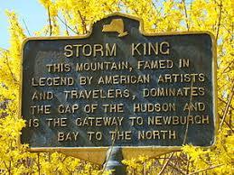 Storm King Mountain New York