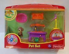 Dora The Explorer Kitchen Set by Dora Dollhouse Furniture Ebay