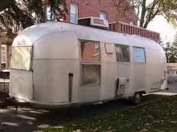 SOLD Airstream Trade Wind Vintage Camper Rv FOR SALE