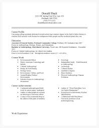Special Skills Resume Examples List Personal Talents Acting