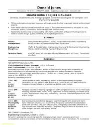 100 Assistant Project Manager Resume Construction Best Of Assistant