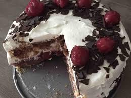 kalorien für schwarzwälder kirsch torte kuchen torten fddb