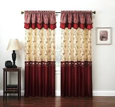Walmart Curtains For Living Room by Curtains 45 Inch Curtains Walmart Curtains Sheer Burgundy