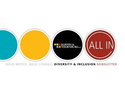 All In - Diversity & Inclusion Newsletter - June 2017 By Barnes ... Past Events Asian American Alliance Inc Attorney With Europe Experience Joins Barnes Thornburg Global Eslspectrum Creative Roots Spring Business Edition 2017 By Best Lawyers Issuu Hosting Indiana Meetup During Sxsw 2016 Symposium Godes Scott N People Llp Our Fort Wayne Office Youtube 62017 Indianapolis Worksite Wellness