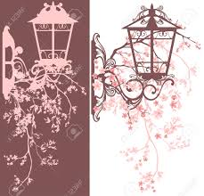 Streetlight Clipart Wall Lamp 9
