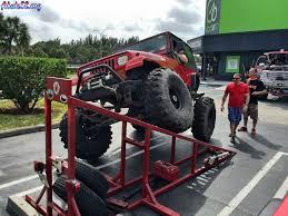 4x4 Jeep Show Miami Gardens - March 12, 2016