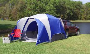 100 Ozark Trail Dome Truck Tent Texsport Retreat SUV Buy Online In Qatar Sporting