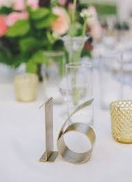 More Awesome Wedding Table Names & Number Ideas Pinterest