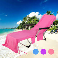 210*75 Cm Ice Silk Lounge Chair Cover Sea Beach Lounge Towel Summer Hot  Pool Towel -in Chair Cover From Home & Garden On Aliexpress.com | Alibaba  ...