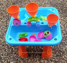 Sand U0026 Water Tables For by Finding Myself Young Sensory Water Play For Toddlers