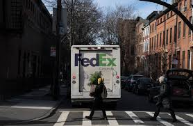 FedEx Agrees To Pay $35 Million To Settle Cigarette-Shipment ... Bloomberg Technology On Twitter Fedex And Volvo Are Trying Out New Ground Gives Update Macon Georgia Hub Other Projects Truck Turning Corner Stuck In Traffic During Day New Peterbilt Truck Tow To Desnation Youtube York September 28 2016 A Vehicle Is Seen In The Stock Its Delivery Route White Plains Brand Goes All Orange Who Delivers On Years Day Hours For Ups Amazon Fedex Haven Indiana Solannaforaco Man Hurled Racist Slurs Punch At Driverthen Died After He Photos Crashes Spilling Boxes Onto Highway Abc7nycom Loretta Bruyer Navajo 1st Woman Win Mexico Driving