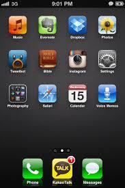 iPhone4 Screenshot by euigooo on DeviantArt