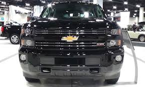 2015-chevy-silverado-hd-custom-sport-grille - The Fast Lane Truck