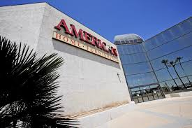 Vacant American Home Furnishings building s tenant
